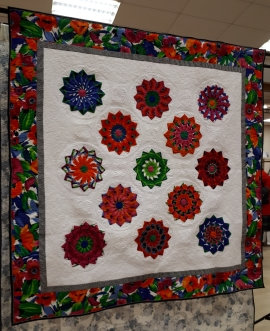 2018 Nantwich Maureen Crawford Quilt 13 tracy fox