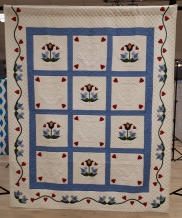 2018 Nantwich Maureen Crawford Quilt 9 tracy fox