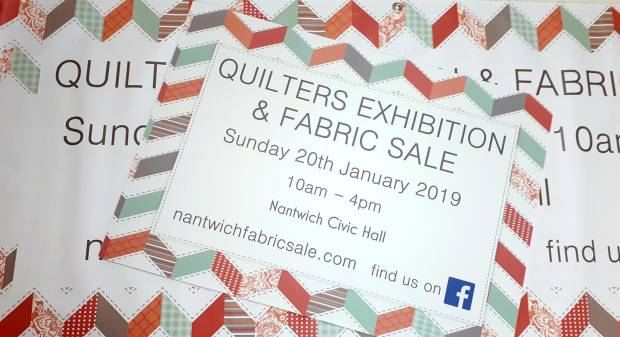 New Banners and Signs nantwich fabric sale 2018 11 01
