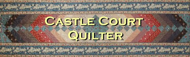 Castle Court Quilter Banner