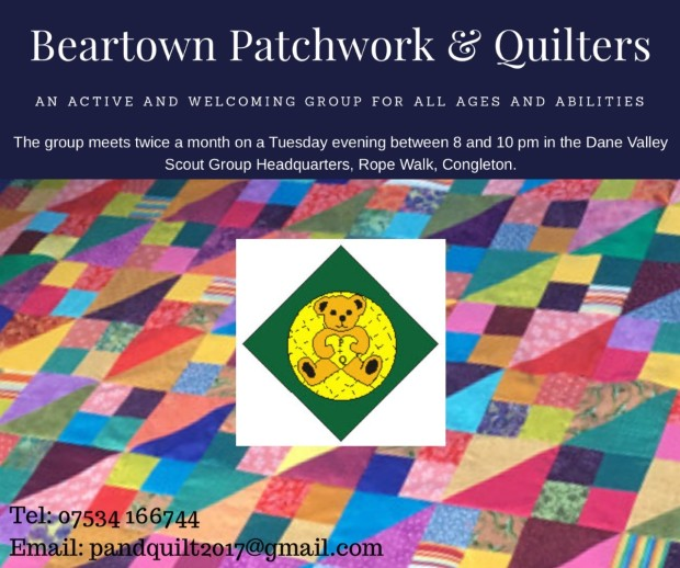 Beartown Patchwork and Quilters image