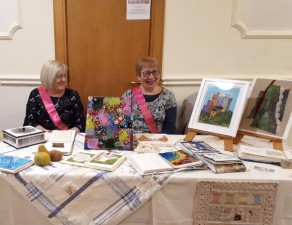 Group Exhibitor: Connected Threads South Cheshire Embroiderers Guild