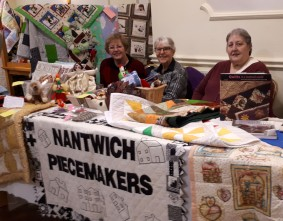 Group Exhibitor: Nantwich Piecemakers