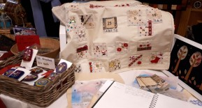 Group Exhibitor: Pinfold Textile Artists