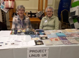 Group Exhibitor: Project Linus