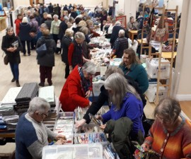 2019 Quilters Exhibition & Fabric Sale