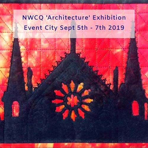 NWCQ Architecture Exhibition Event City 2019 500 x 500