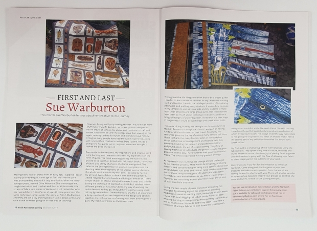 2020 Sue W article in British Patchwork and Quilting Magazine.jpg